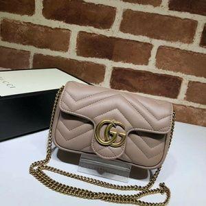 Gucci Marmont Mini Genuine Leather